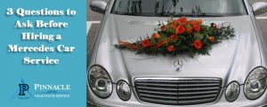 Mercedes Car Service Vancouver