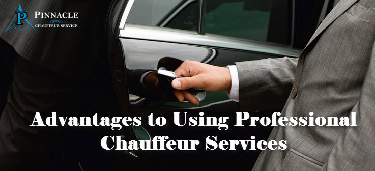 Advantages to Using Professional Chauffeur Services